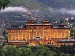 Taj Tashi Hotel At Thimphu, Bhutan